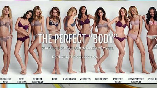 Victoria's Secret Gets In Trouble for lingerie ads Photos