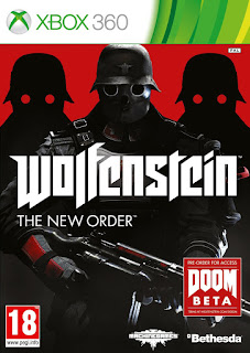 Wolfenstein The New Order (XBOX360) 2014