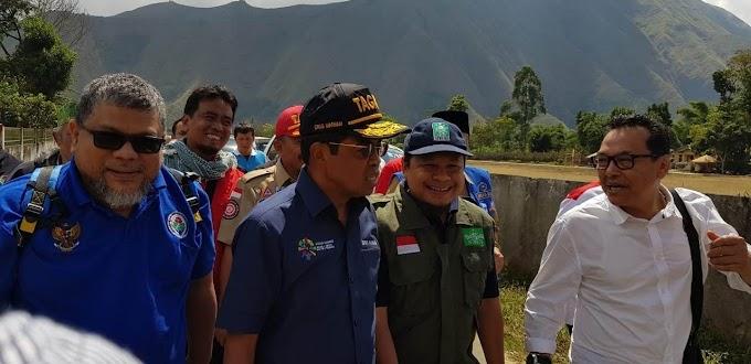 Kunjungan tim PDRB Kementerian Desa PDTT ke Lombok Timur