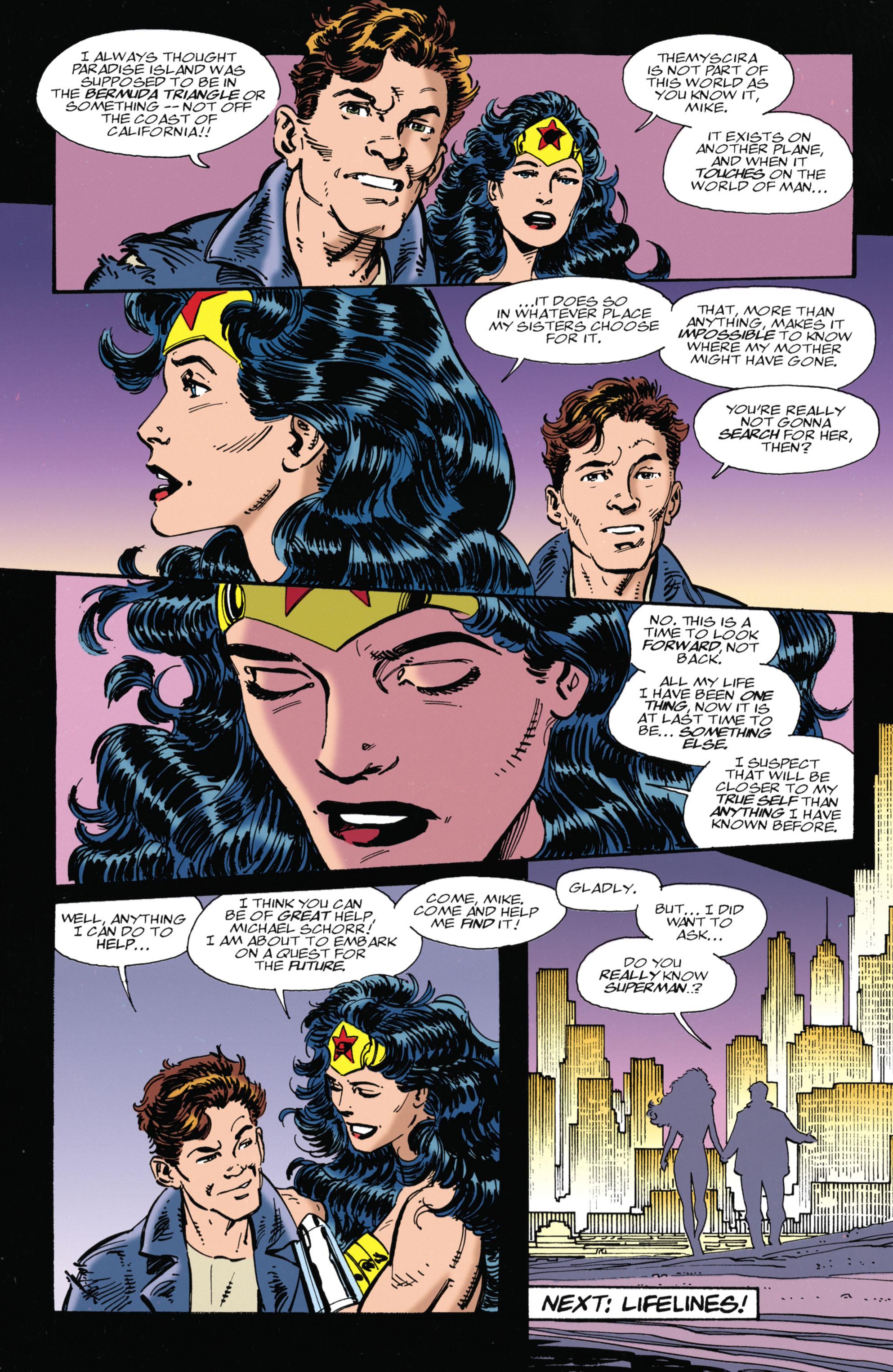 Read online Wonder Woman (1987) comic -  Issue #104 - 22
