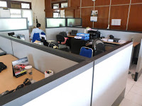 Partisi Meja Kantor Semarang