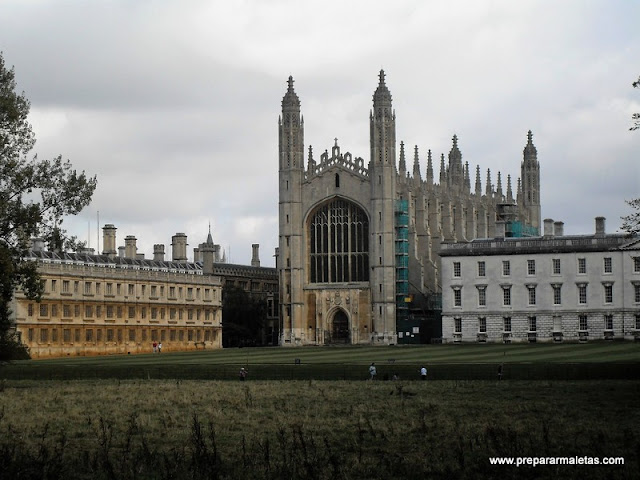 imprescindible en cambridge