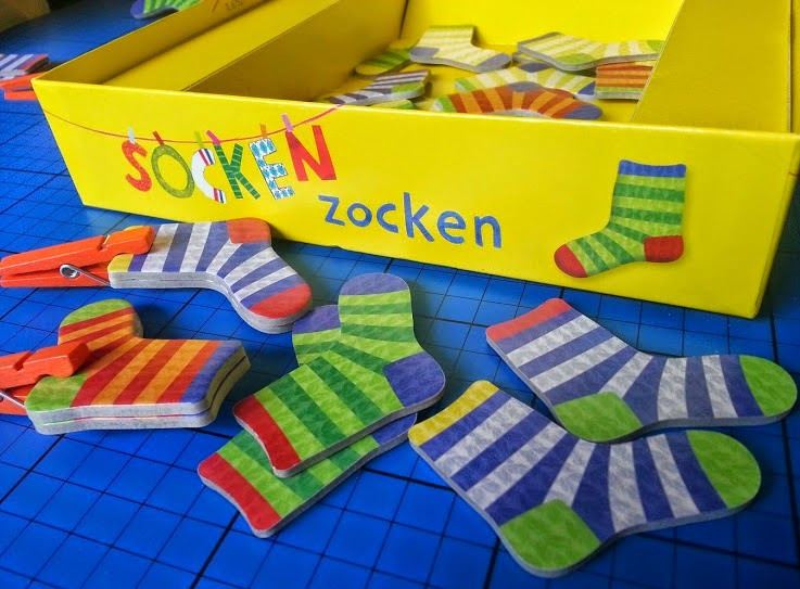 Haba lucky Sock Dip Game Review