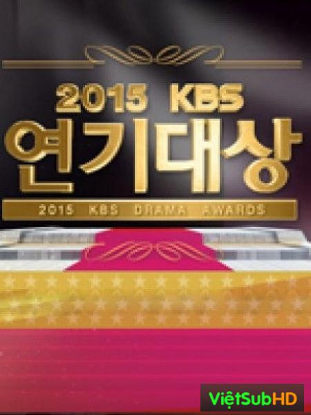 KBS Drama Award 2015