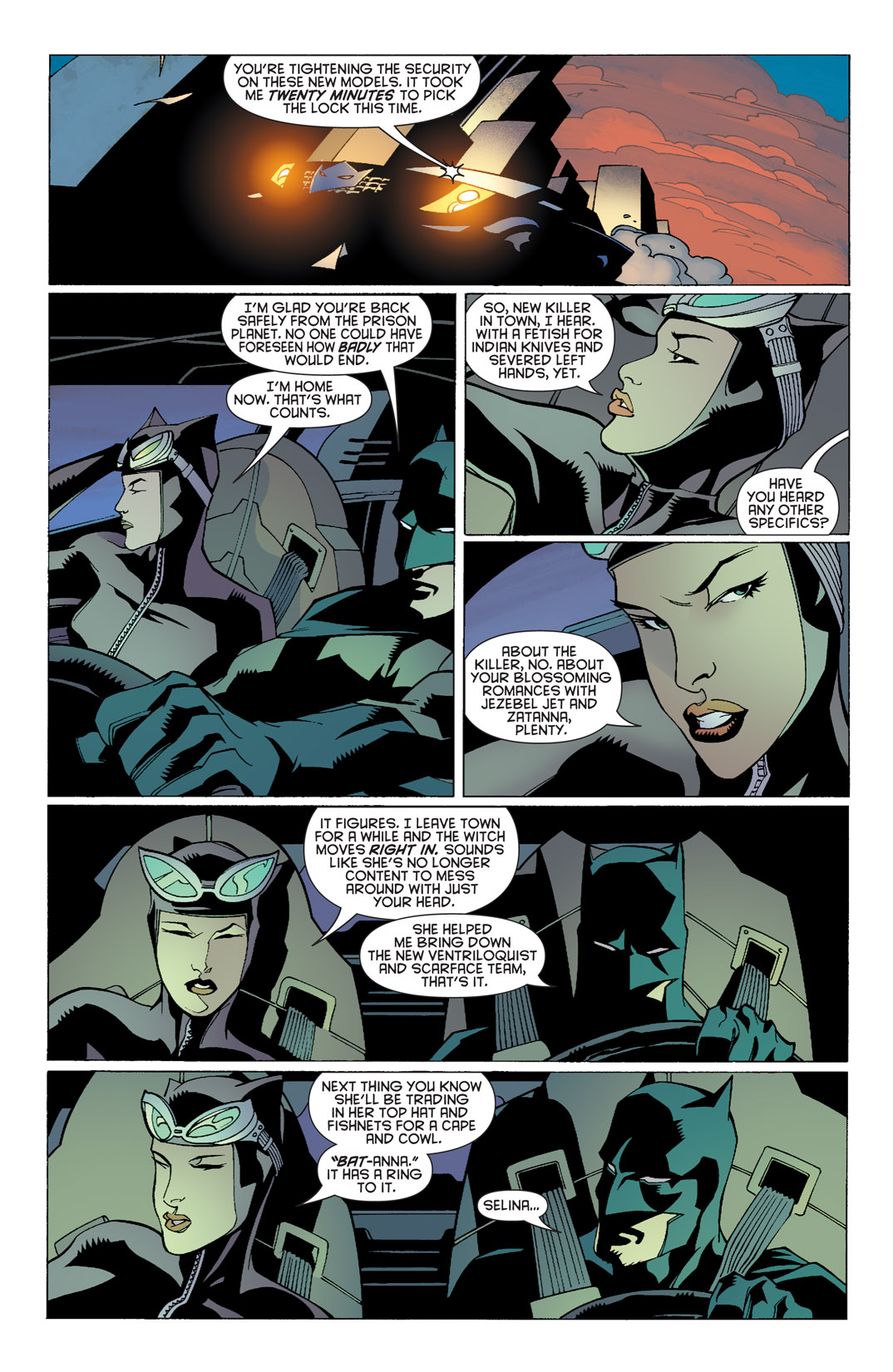 Detective Comics (1937) 845 Page 6