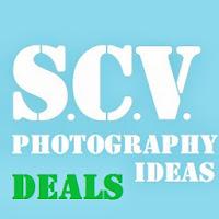 SCV PhotoIdeas Deals logo