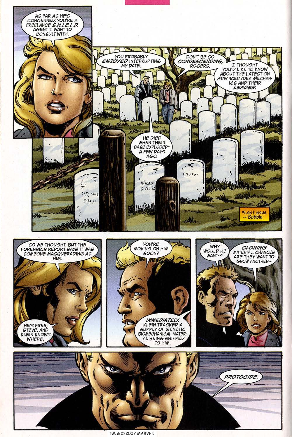 Captain America (1998) Issue #39 #46 - English 12