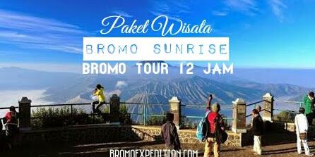 Paket Wisata Bromo Sunrise | Bromo Tour 12 Jam
