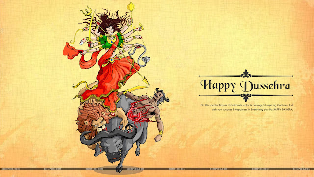 Happy Dasara Festival Images 2016 HD