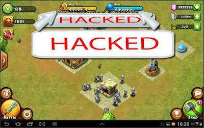 hack loạn thành chiến castle clash