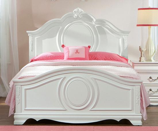 10 Model Tempat Tidur Minimalis Untuk Anak Perempuan Bertema Pink ! - Ekslusif dan Mewah