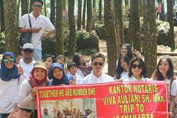 Paket Wisata Jogja 3 Hari 2 Malam : Gunung Purba, Goa Pindul, Borobudur, Jeep Merapi Lava tour