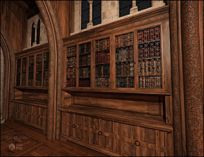 The Library Iray Addon