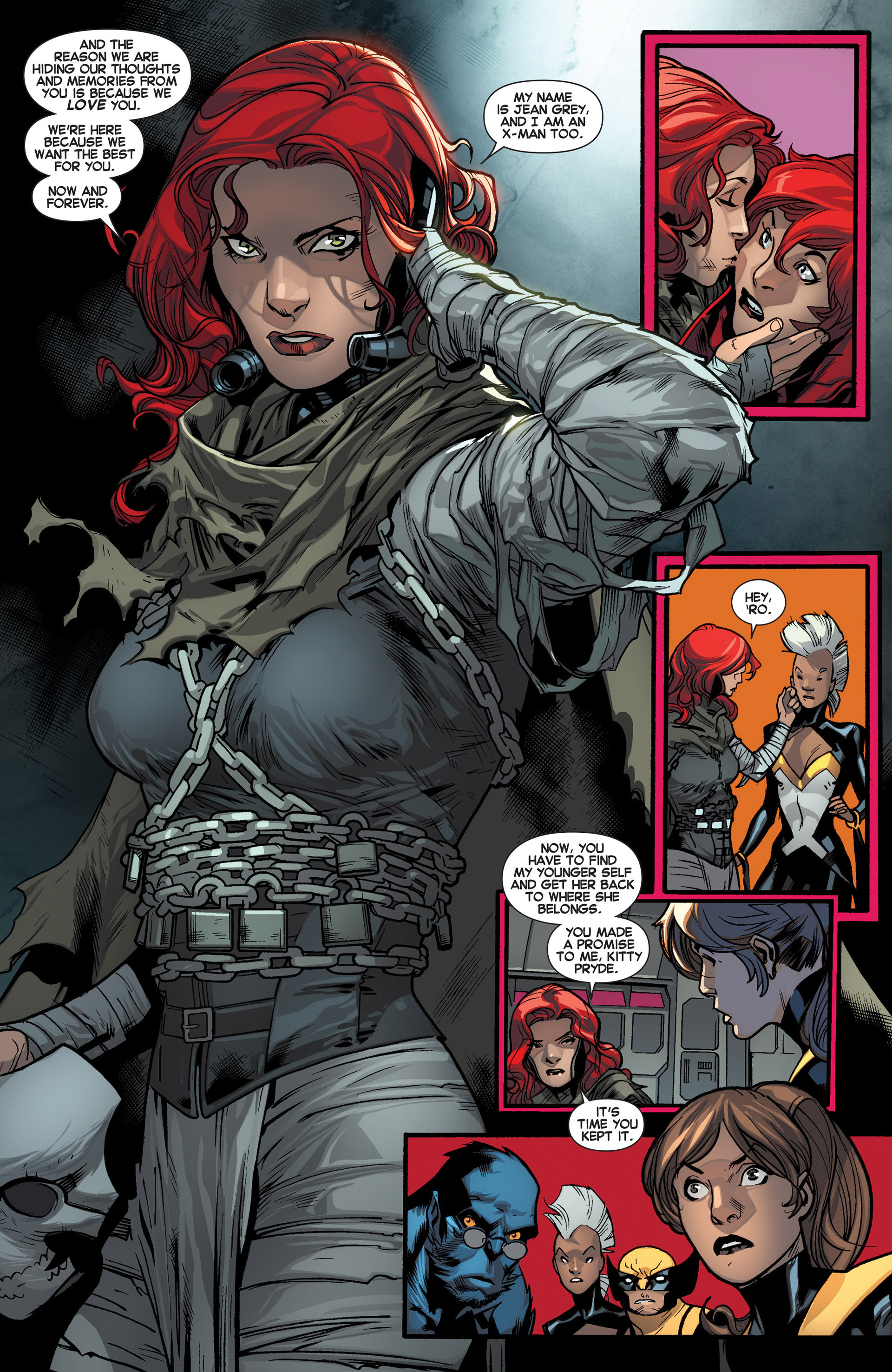 Read online All-New X-Men (2013) comic -  Issue #16 - 15
