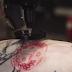 Eerste tatoeage gezet door een robot