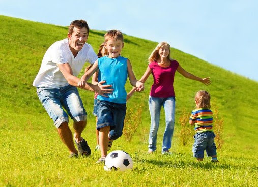 5 Benefits of Taking Children to Play to the Park