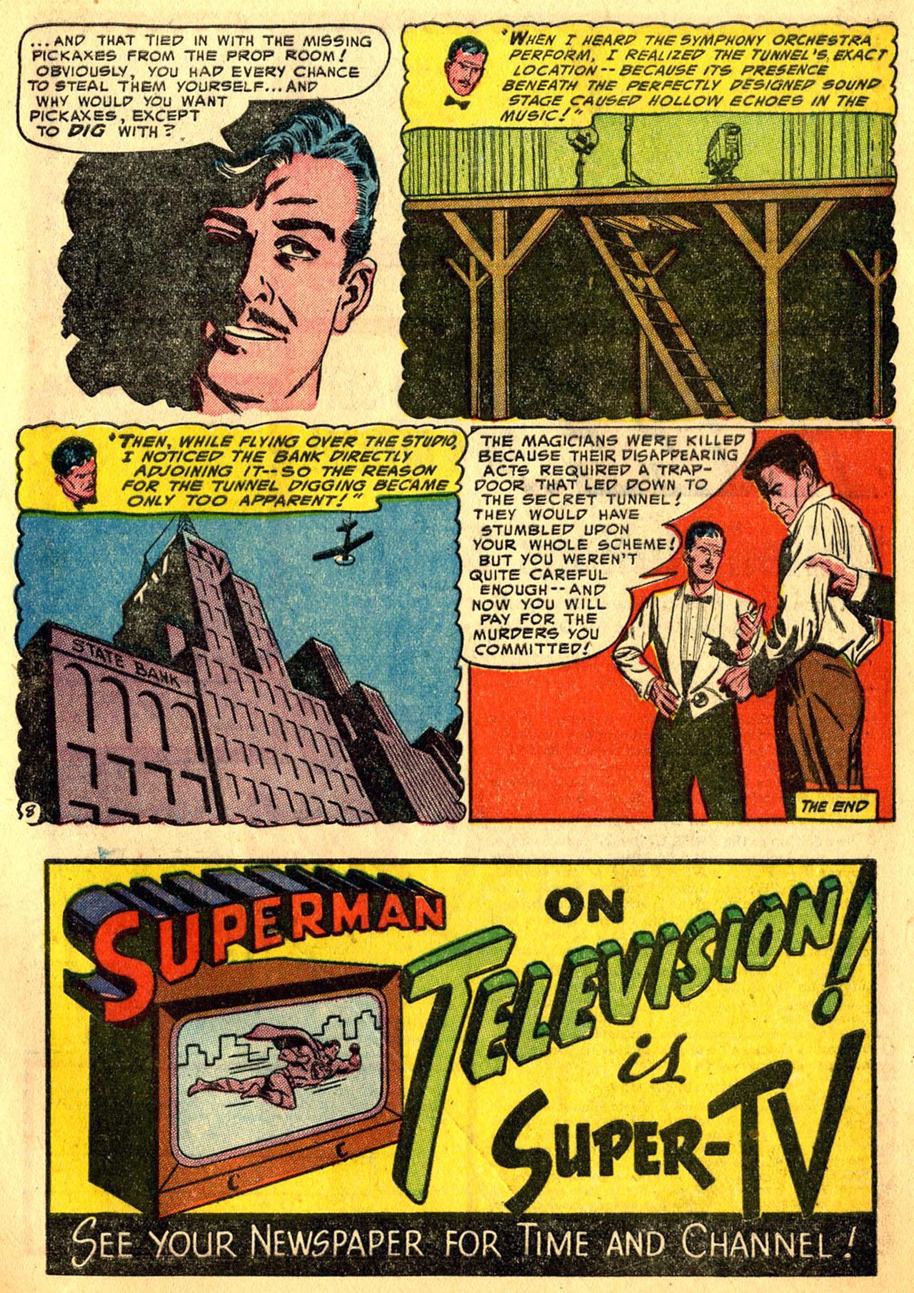 Read online Detective Comics (1937) comic -  Issue #205 - 41