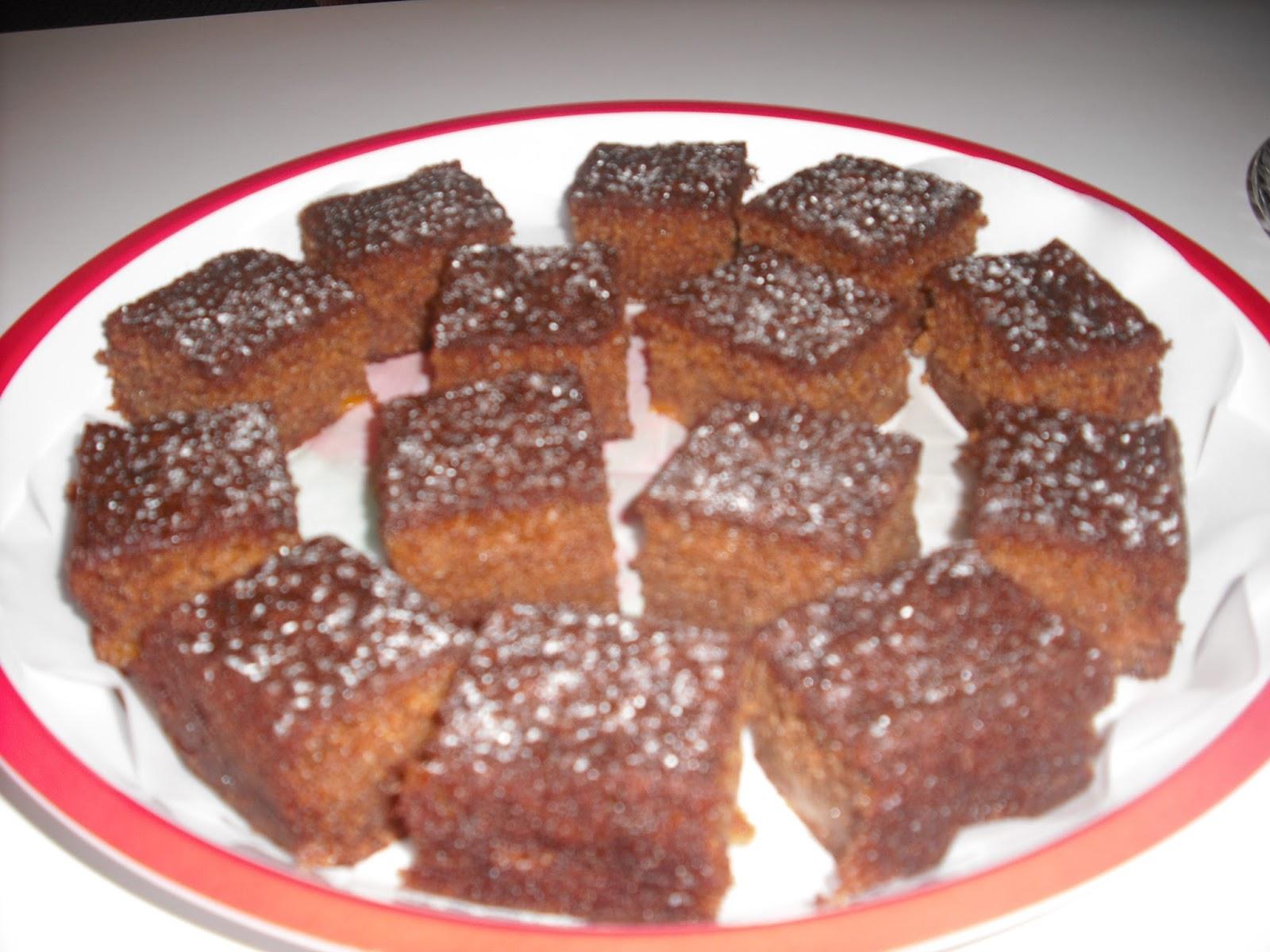 Recipe Marketing Mixed Fruit Cake