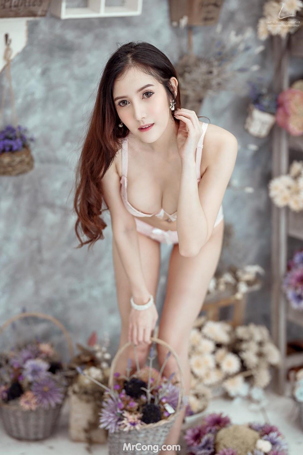 Image Thai-Model-No.473-Metita-Ritseeboon-MrCong.com-009 in post Thai Model No.473: Người mẫu Metita Ritseeboon (17 ảnh)