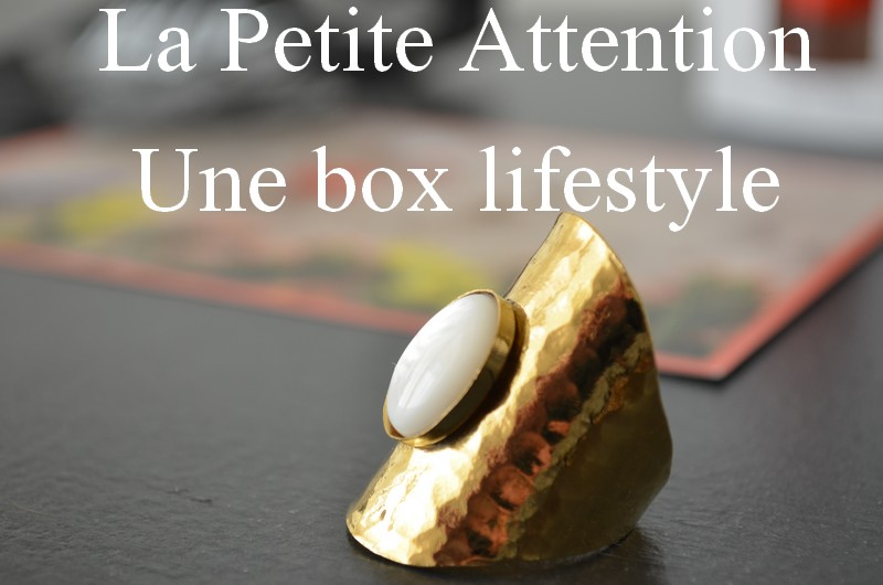 La Petite Attention | Une box lifestyle