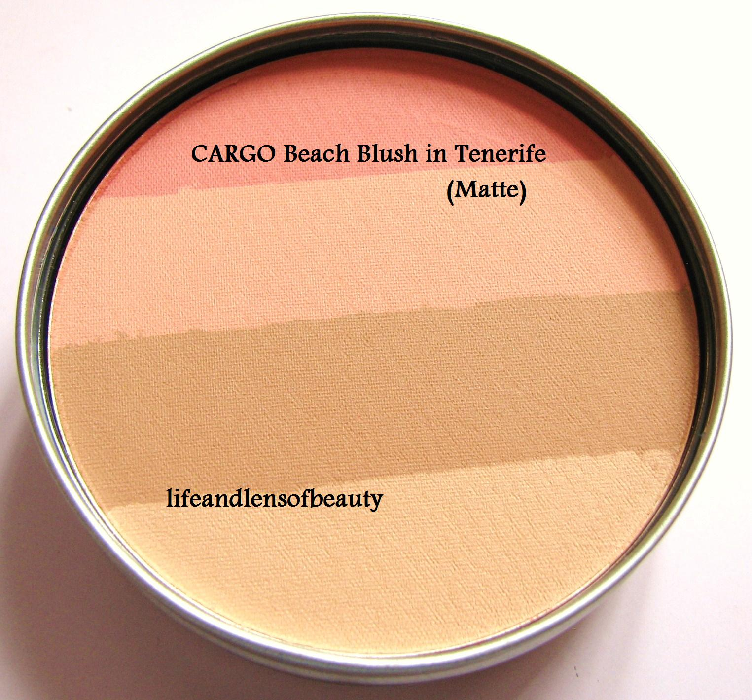 Cargo Beach Blush Cable