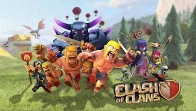 Supercell Melarang Akun Clash Of Clans Di Jual Belikan