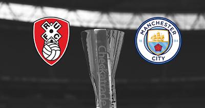 بث مباشر مانشستر سيتي ضد روثيرهام كاس الاتحاد الانجليزي اليوم 06/01/2019