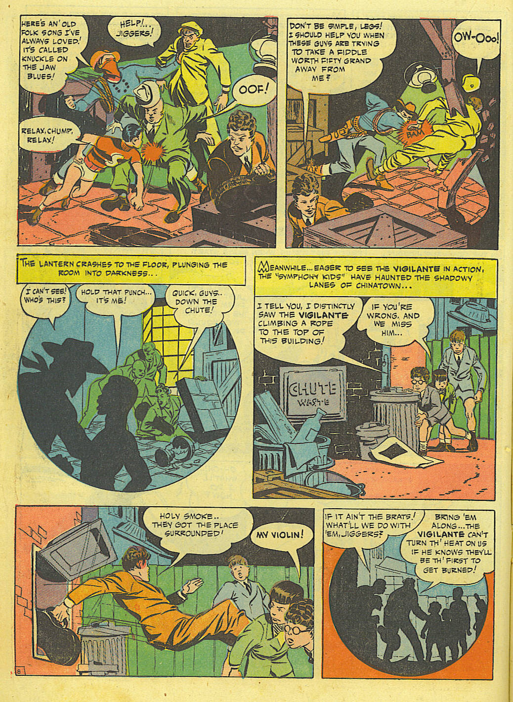 Read online Action Comics (1938) comic -  Issue #52 - 26