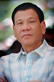 What is the height of Rody Duterte?