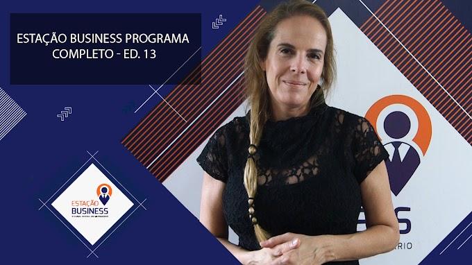 Assista o programa Estação Business com apresentação de Liana Alagemovits e fique bem informado do mundo business