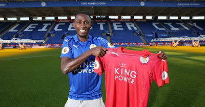 'My dad never wanted me to play football' - Leicester City/Nigeria midfielder Wilfred Ndidi reveals