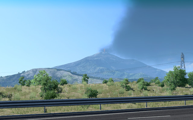 ets 2 etna activity screenshots 1, etna day