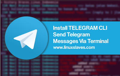 Install Telegram CLI on Ubuntu Linux