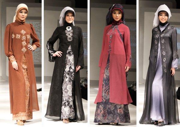 Model Baju Lebaran Untuk Wanita Gemuk
