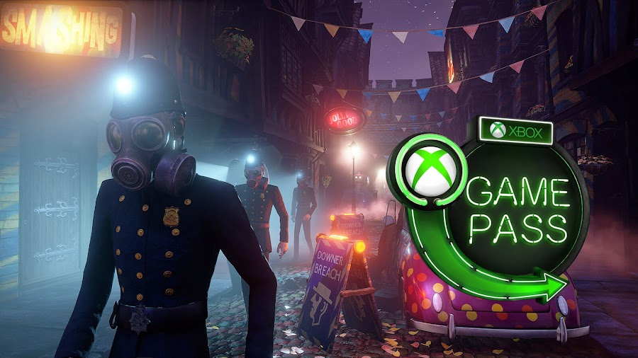 xbox game pass 2019 we happy few