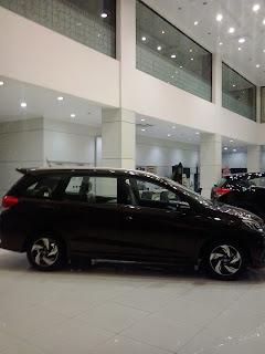 Honda Mobilio Di Dealer Honda MT Haryono Jakarta Selatan