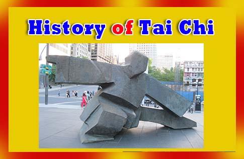 History of Tai Chi