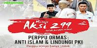 Owalah !! Isu PKI Bangkit Dibesarkan, ternyata Untuk Demo Bela Ormas anti Pancasila