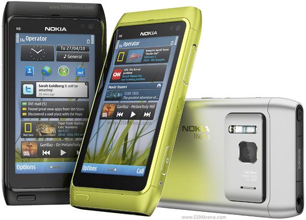 تحميل برامج والعاب نوكيا ان 8 - Download apps for Nokia N8