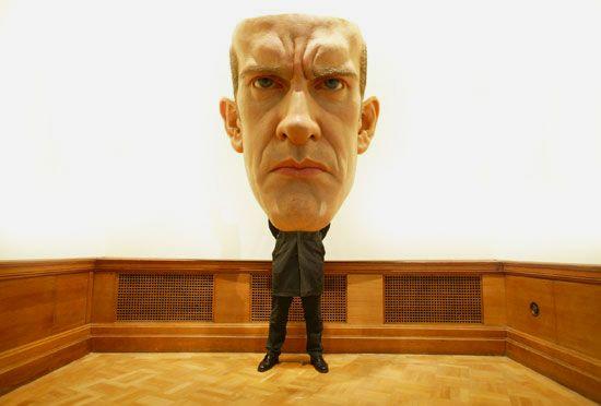 obras de humor e ingenio en el arte contemporáneo