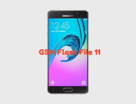 Samsung A510F U5 FRP/Dark Remove Combination Firmware By