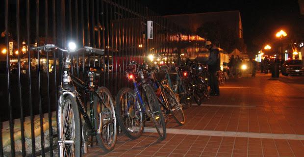 Claremontcyclist Pomona Arts Colony Art Walk