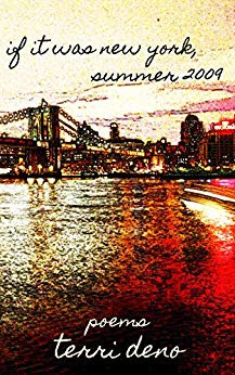"Cover of Terri Deno's ""If It Was New York, Summer 2009"""