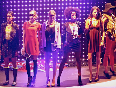 Macy's Glamorama Fashion Show