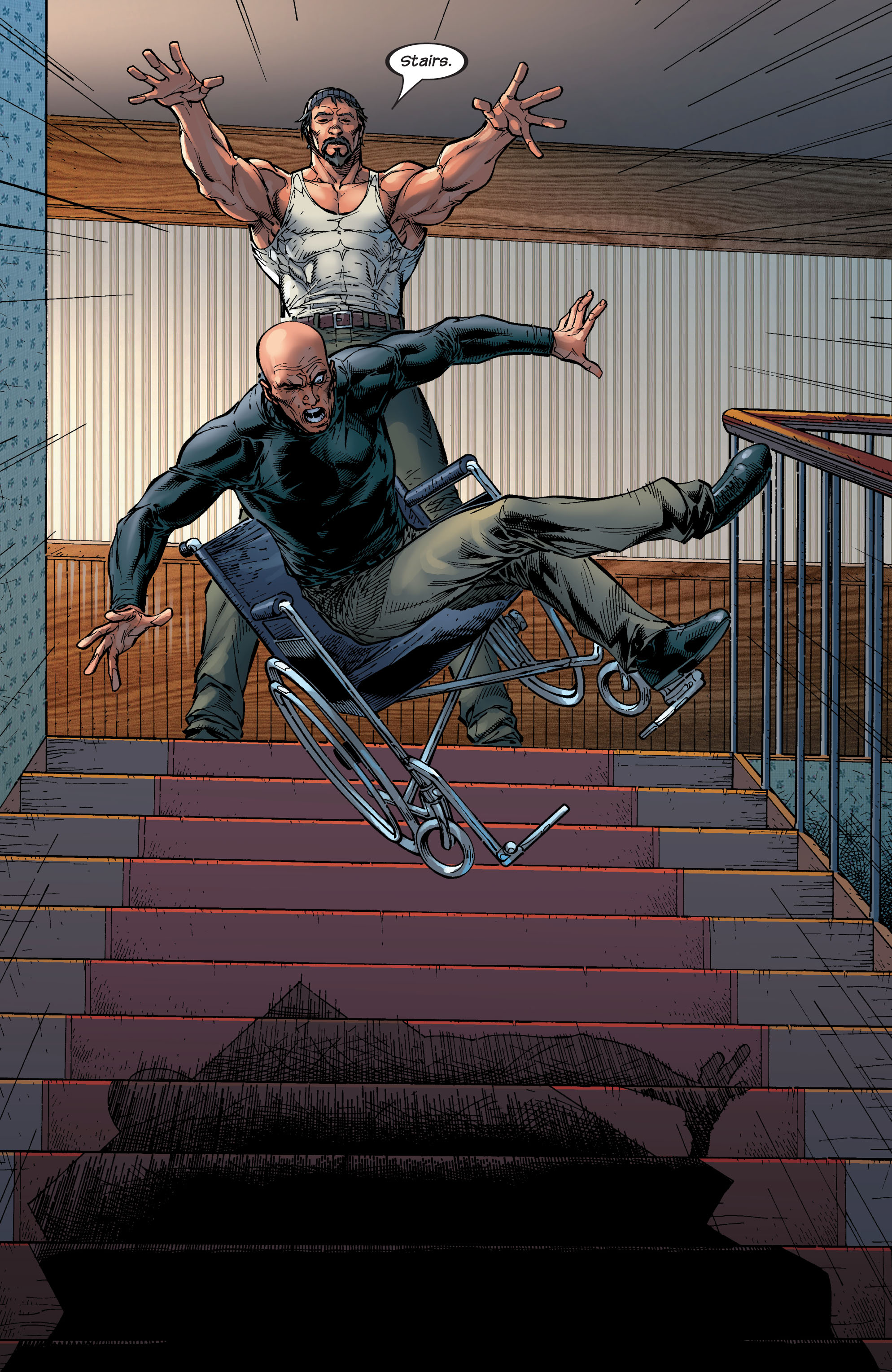 Read online Ultimate X-Men comic -  Issue #49 - 6