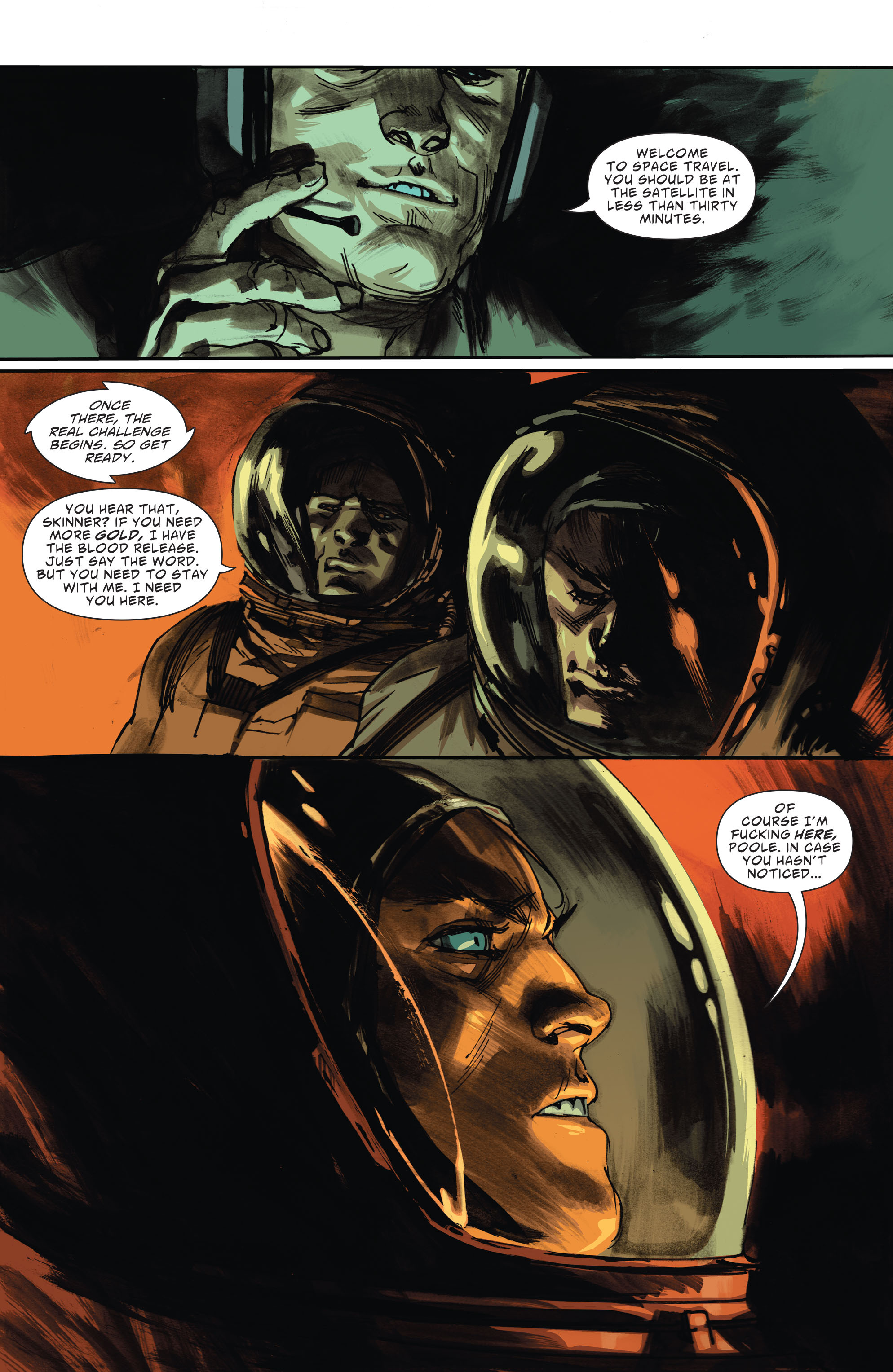 Read online American Vampire: Second Cycle comic -  Issue #9 - 7