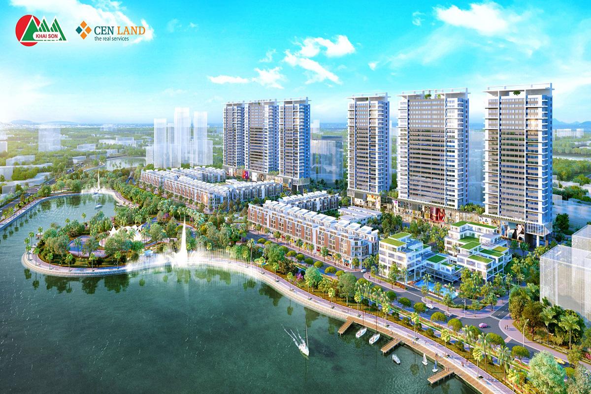 Dự án Khai Sơn City Long Biển
