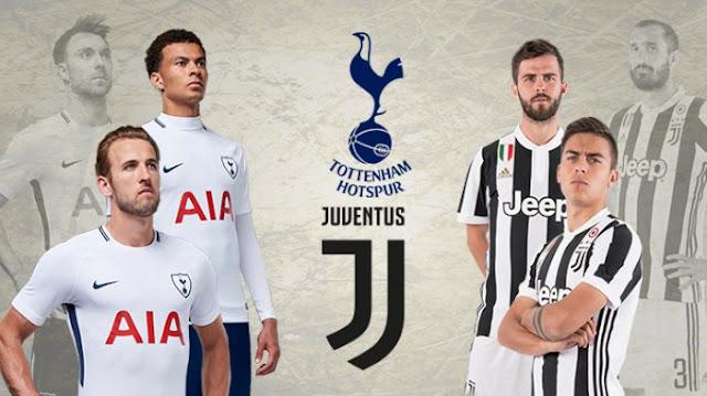 Prediksi Tottenham Hotspur vs Juventus Liga Champions