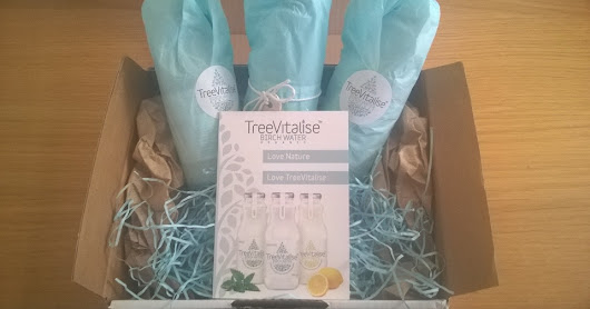 treevitalise / natural birch water / vegan / organic