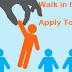 Walk in Interview !Waiter / Waitress